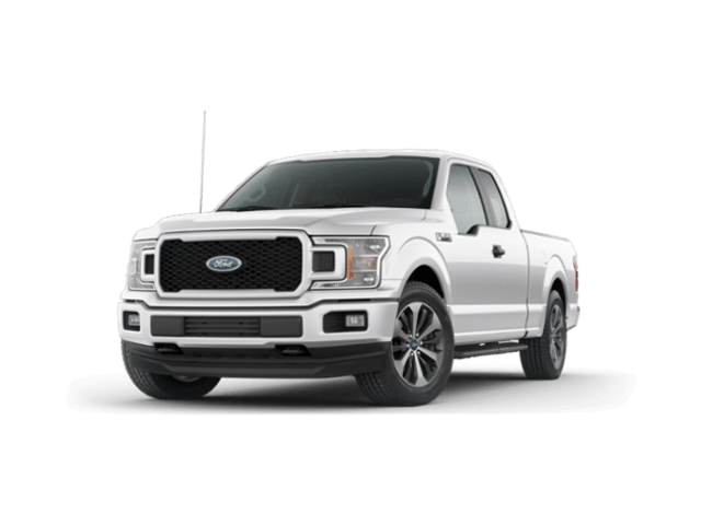 2019 Ford F-150 XL Truck SuperCab Styleside